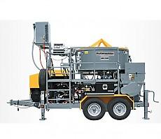 내화용 습식 믹서펌프 Putzmeister MR-3300